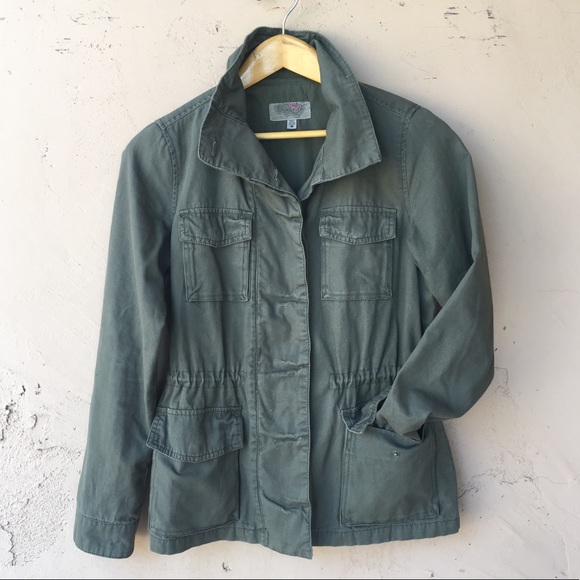 Urban Outfitters Jackets & Blazers - EUC ecote Urban Outfitters Fatigue Military Jacket